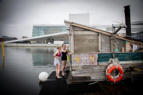 Oslo har blitt en badstuflåteby. (2019)